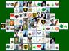 Mahjongspiel-Muster
